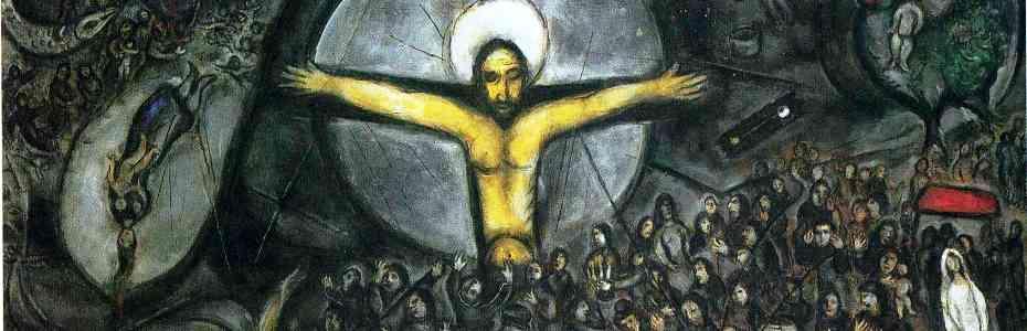 Crocefisso Chagall